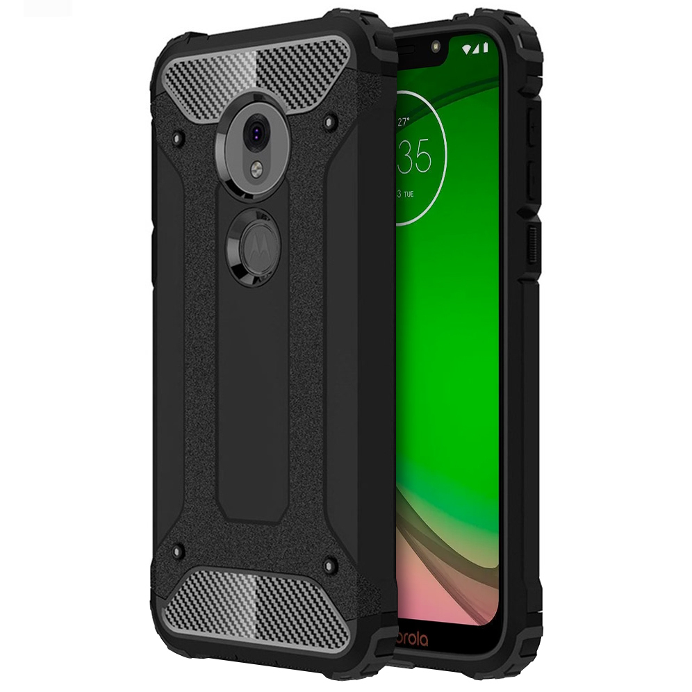 Military Defender Shockproof Case - Motorola Moto G7 Play